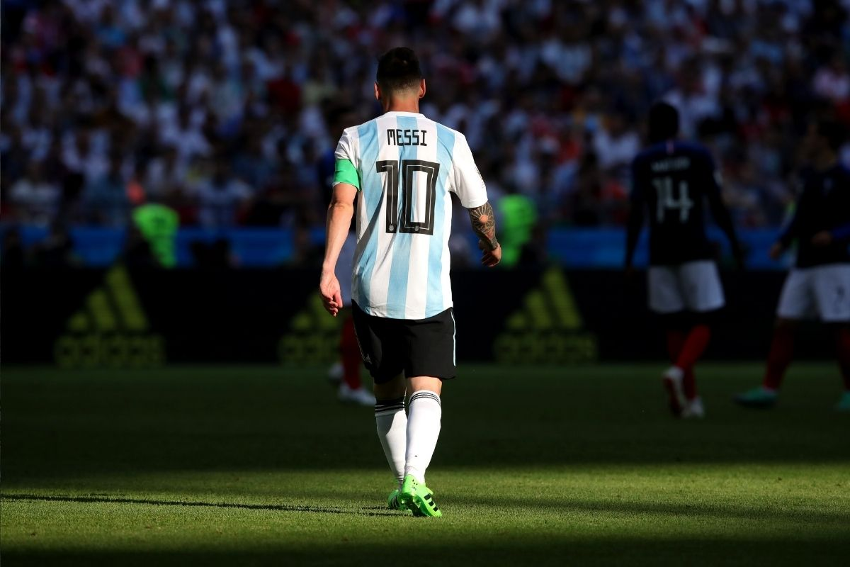 Argentina empata com Chile em 1 a 1 pela Copa América