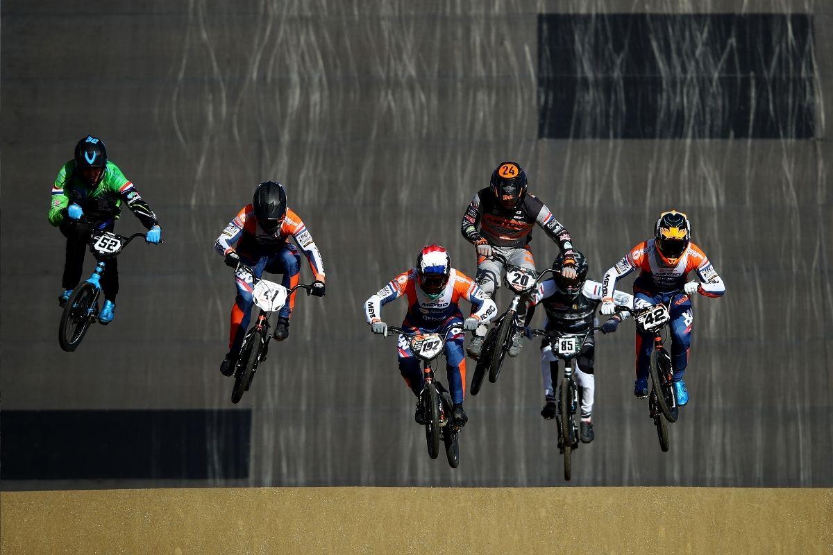 Atletas do BMX são convocados para os Jogos Olímpicos de Tóquio