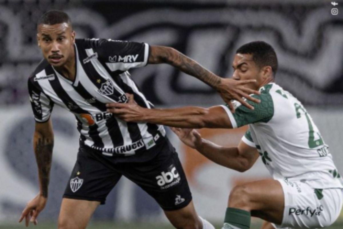 Atlético-MG empata em 1 a 1 com a Chapecoense