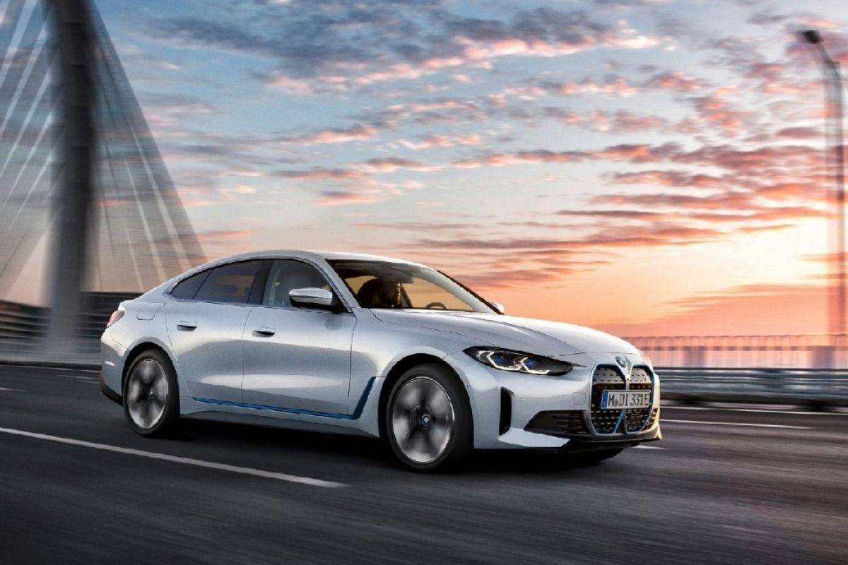 BMW apresenta o novo Gran Coupé i4