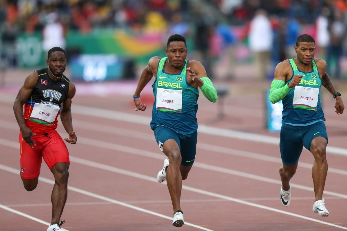 Brasil confirma hegemonia no Sul-Americano de Atletismo