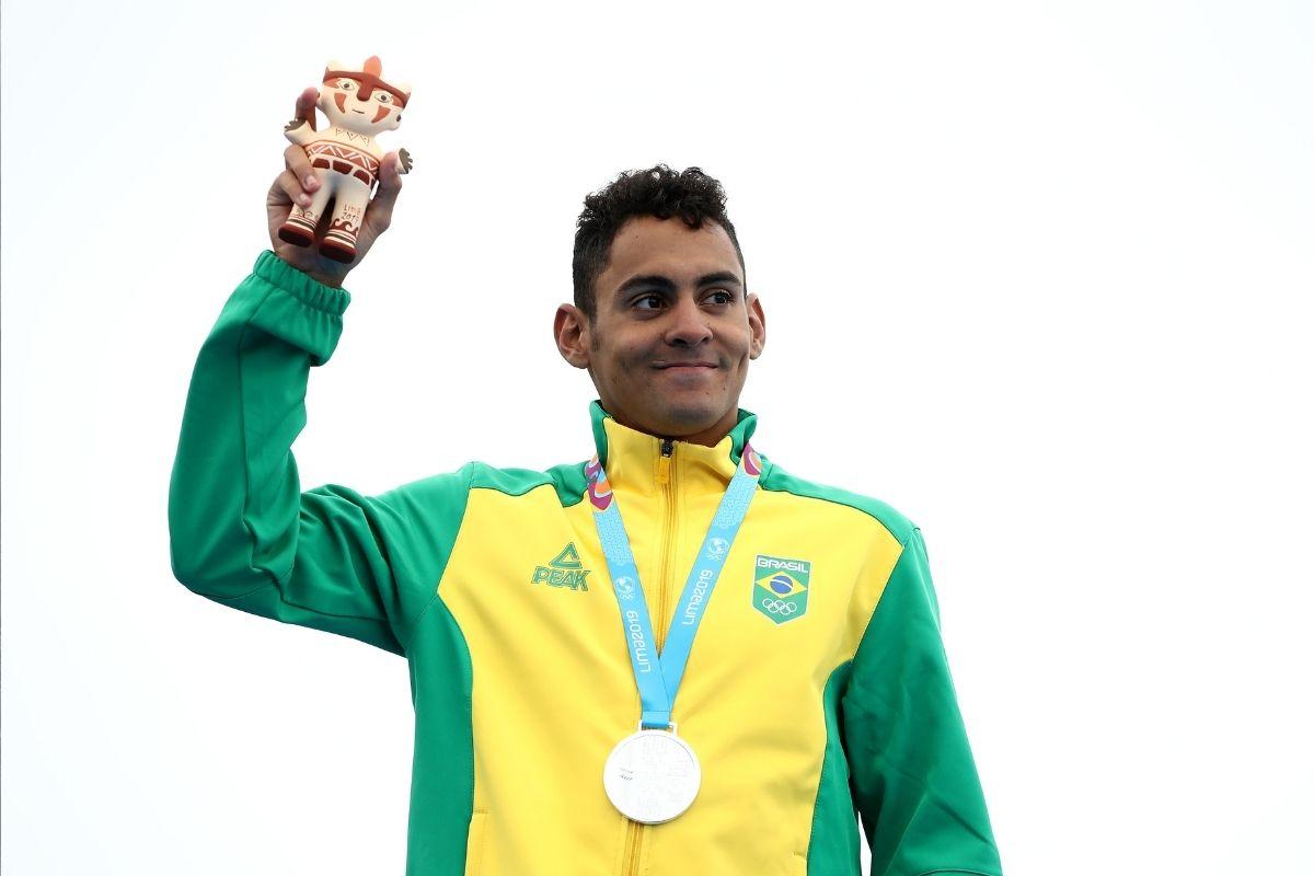 Brasil ganha duas medalhas em etapa da Copa do Mundo de triathlon