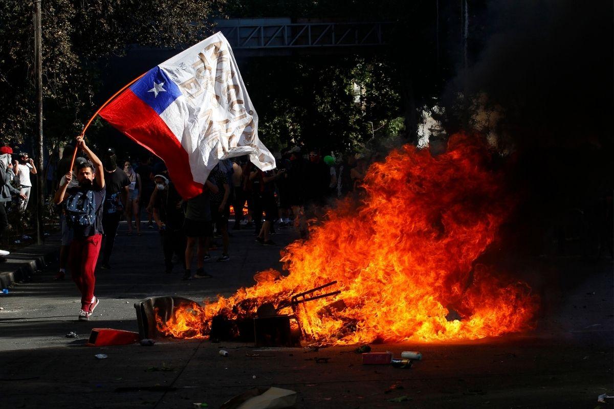 Chile e o colapso da democracia