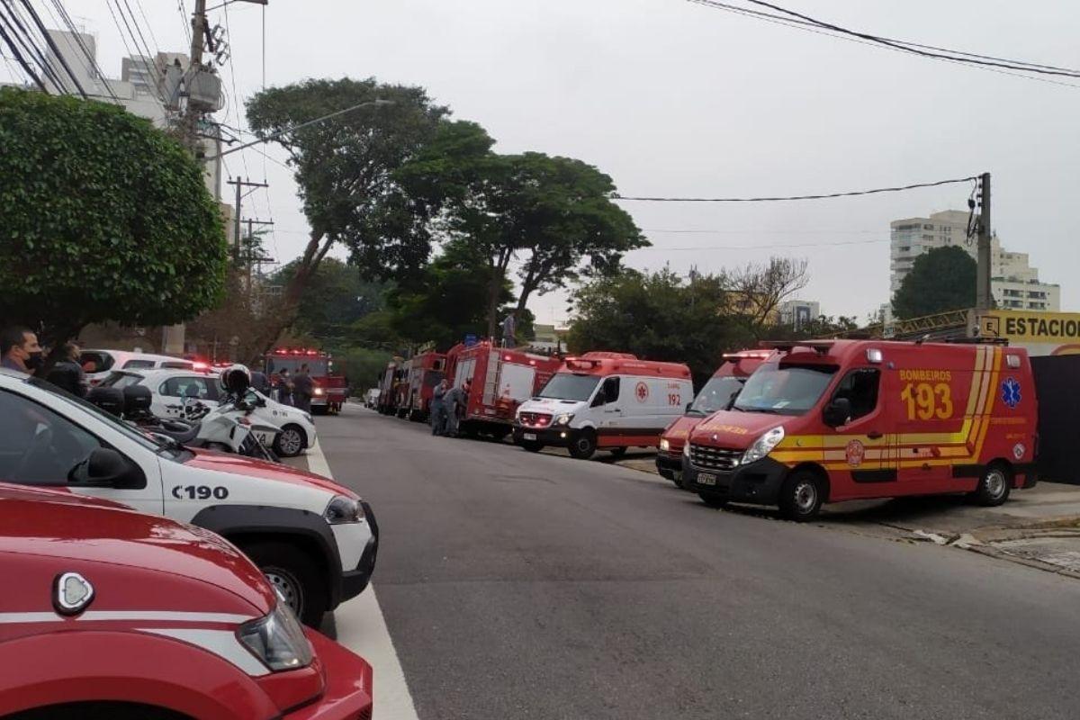 Desabamento de casa faz duas vítimas na zona sul de São Paulo