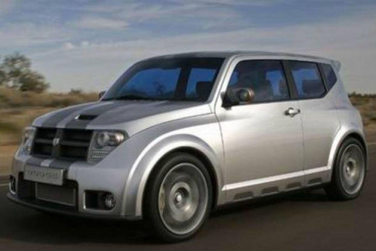 Dodge pretende lançar um novo SUV de médio porte