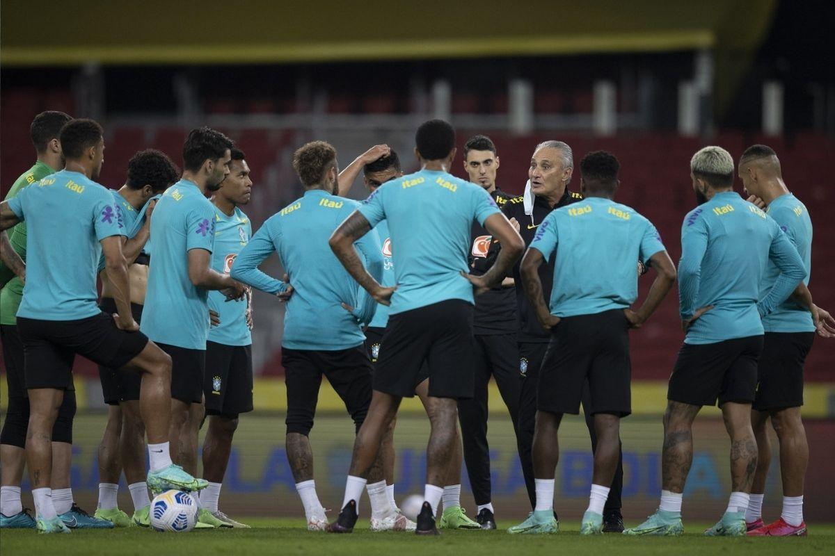 Domingo tem abertura da Copa América com Brasil e Venezuela