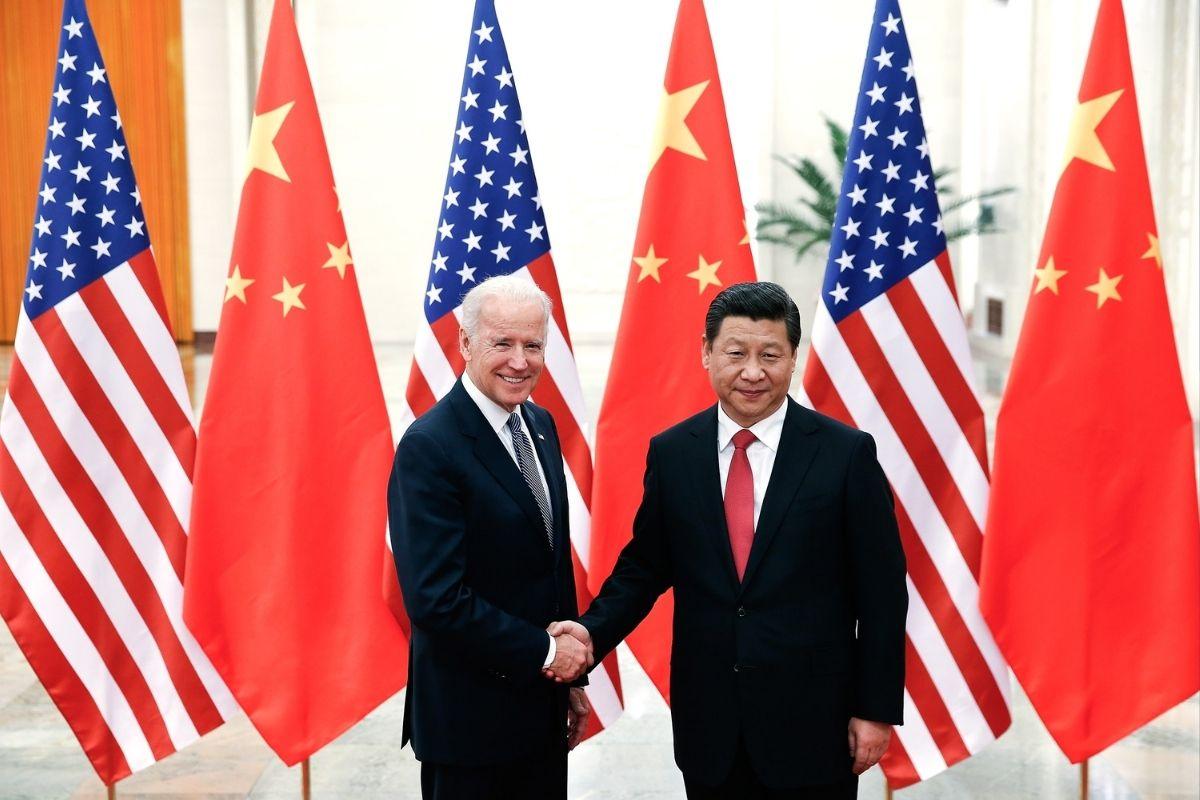 Empresas estatais da China em conflito com os EUA