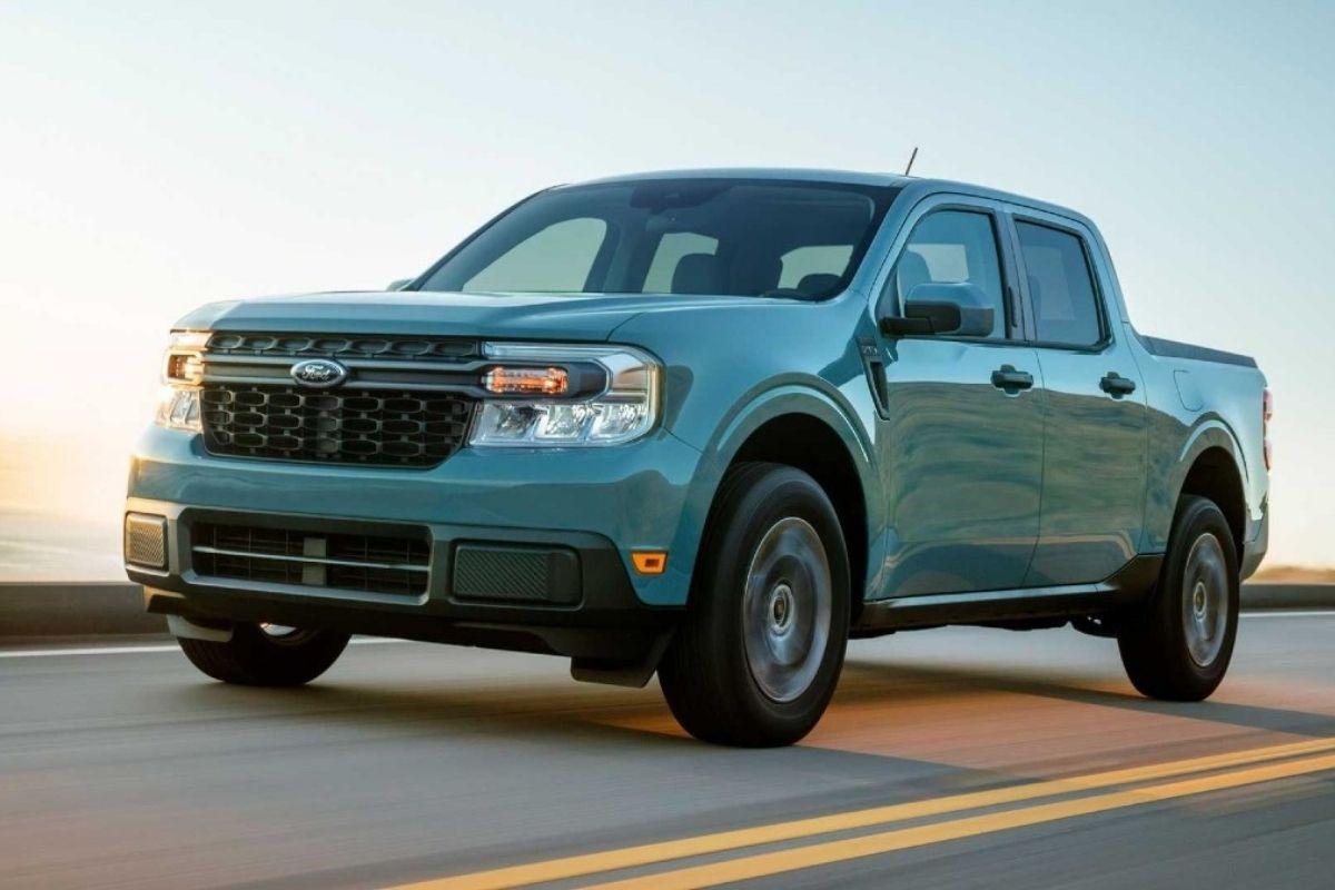 Ford apresentou a nova picape compacta Maverick