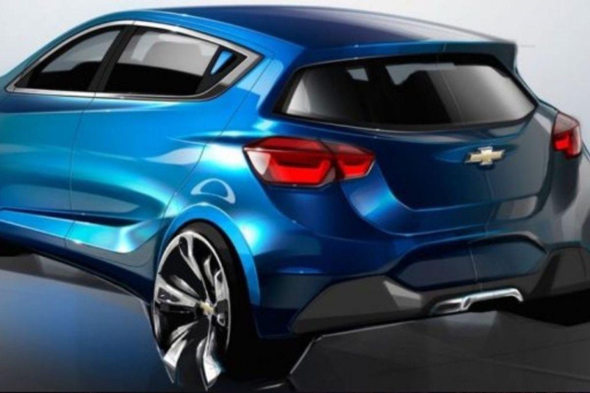General Motors apresenta imagem de novo modelo