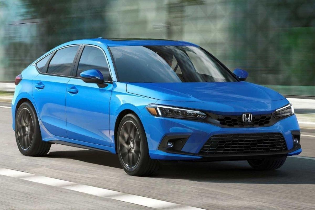 Honda apresentou o novo Civic hatchback