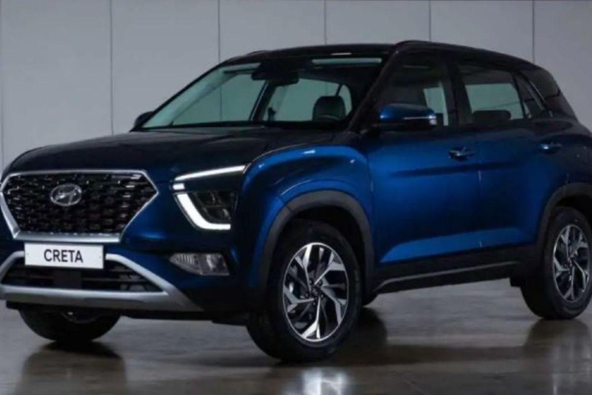 Hyundai apresentou o novo Creta na Rússia