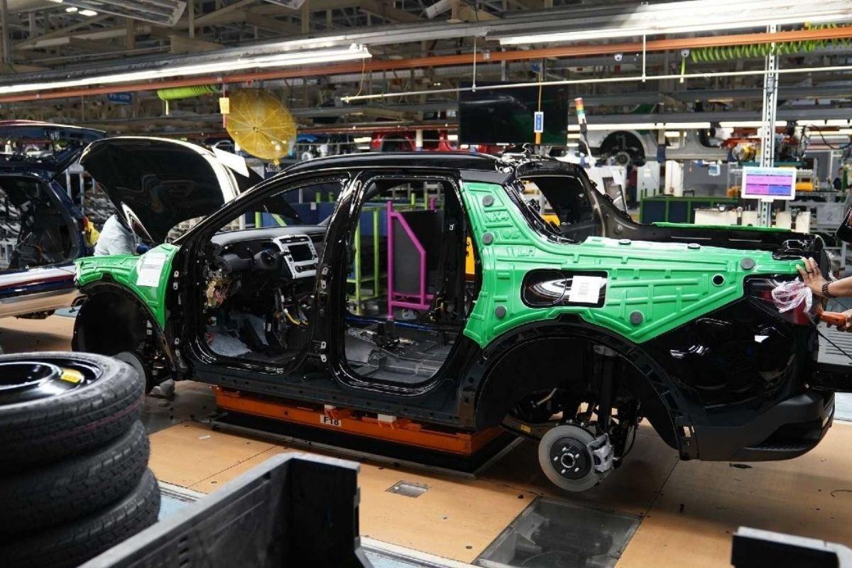 Hyundai inicia produção em série do Santa Cruz