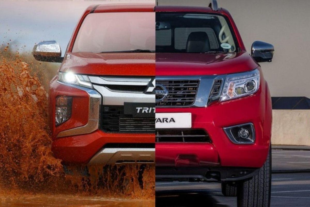 Nissan planeja próximo Frontier com a Mitsubishi L200