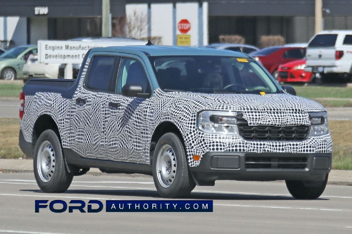 O novo Ford Maverick será apresentado nessa quinzena
