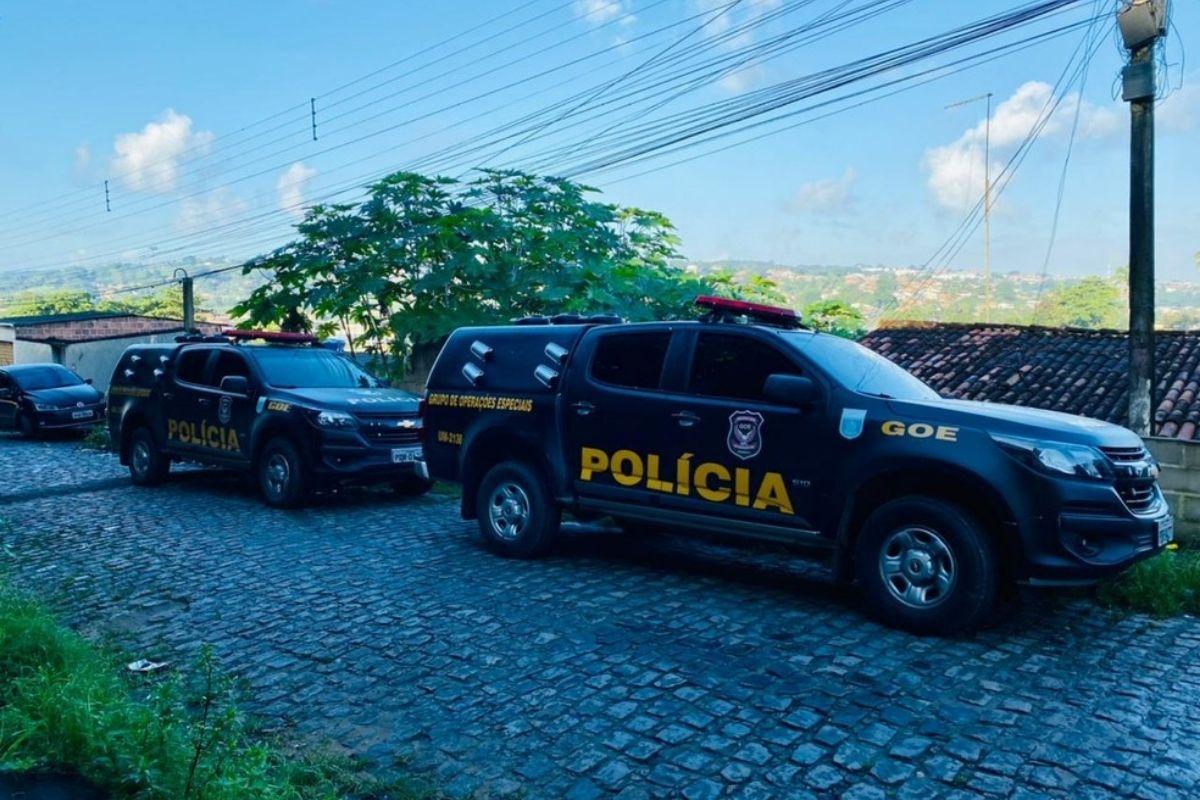 Operação contra tráfico de drogas recupera mais de R$ 500 mil