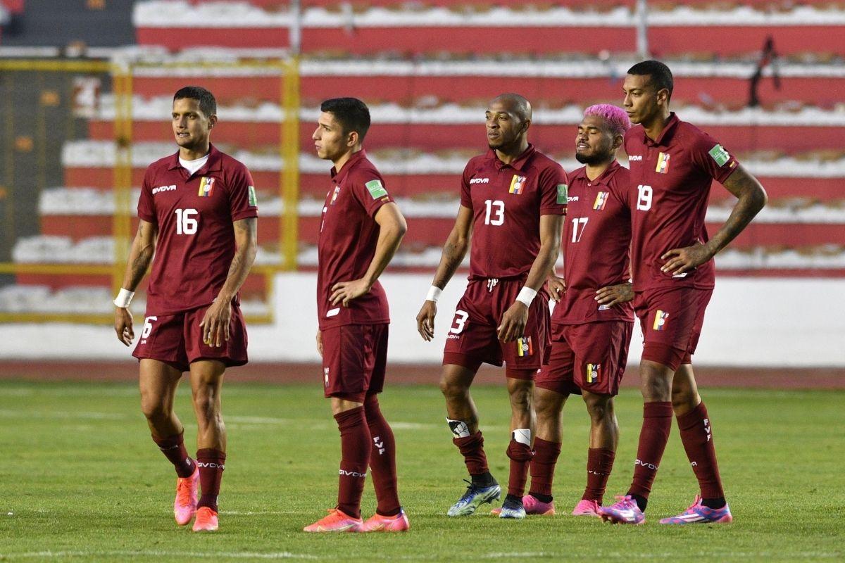 Seleção venezuelana confirma 12 casos positivos para covid-19