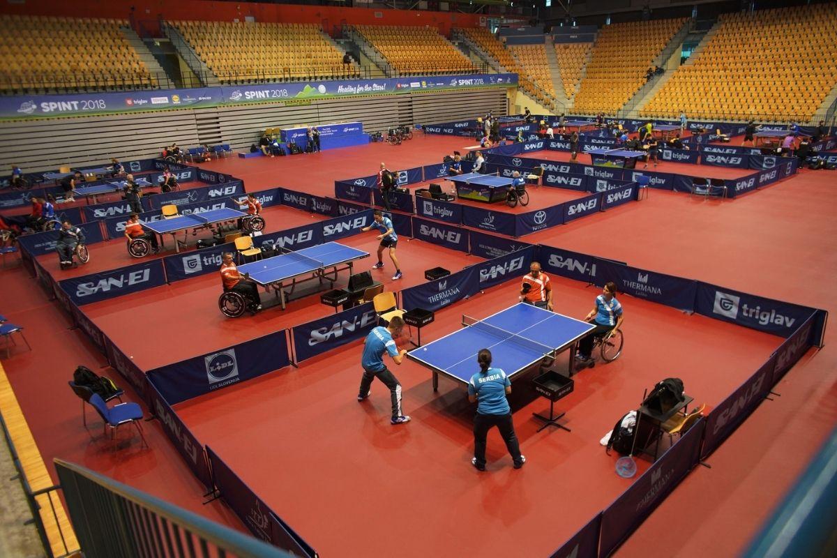 Tênis de Mesa: três brasileiros decidem vaga em seletiva paralímpica