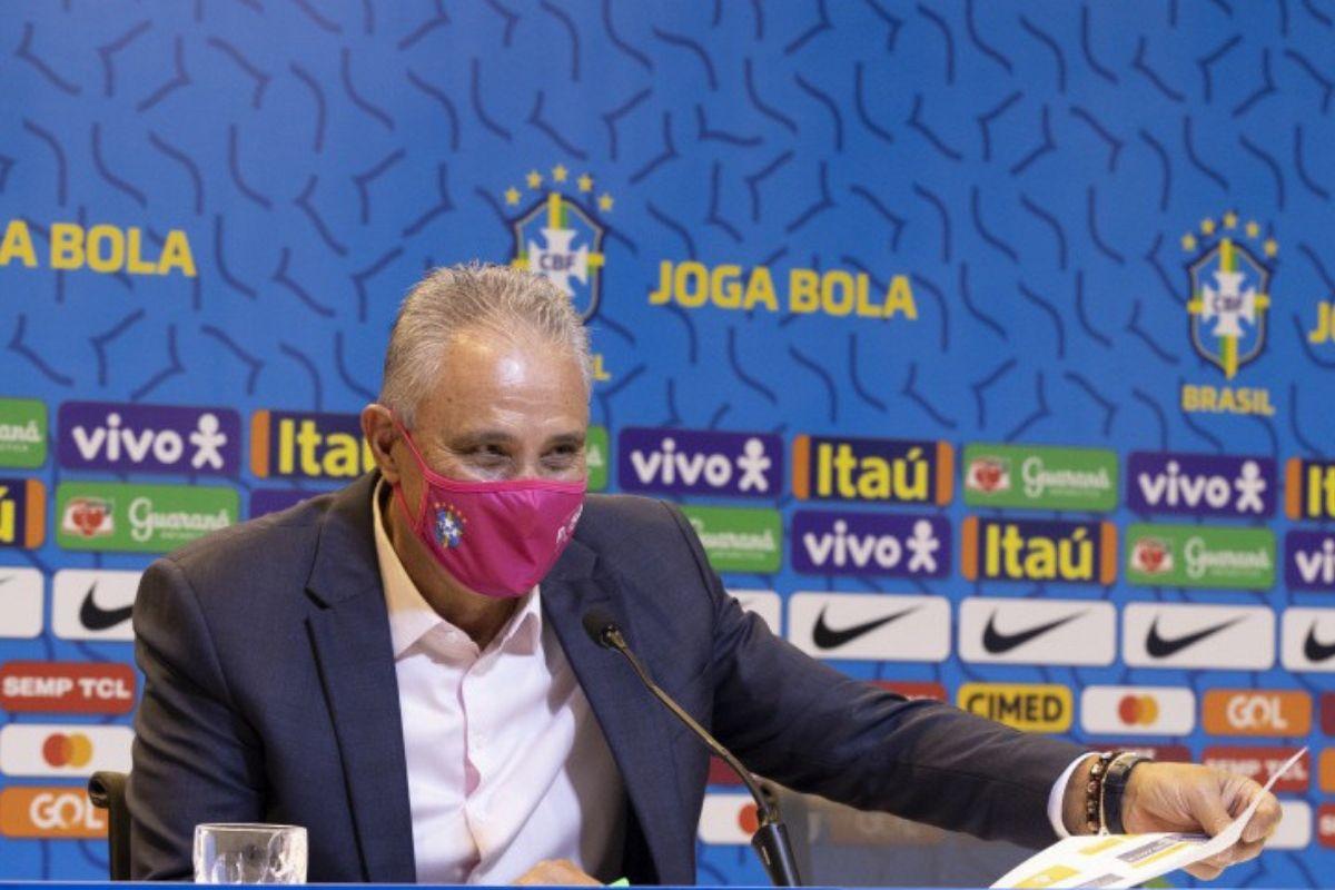 Tite é multado por reclamar da organização da Copa América