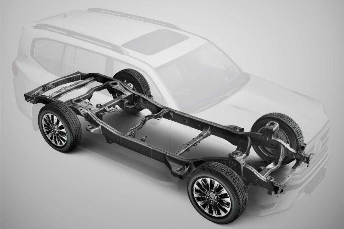 Toyota Land Cruiser dá uma ideia sobre o futuro Hilux