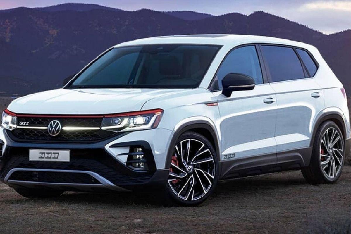Volkswagen apresentou novo Taos na Argentina