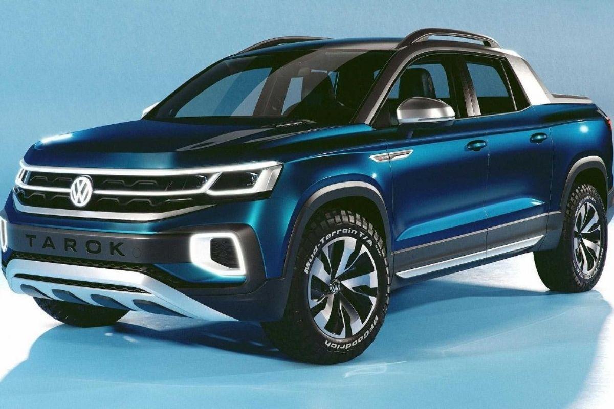 Volkswagen não vai lançar Tarok nos Estados Unidos