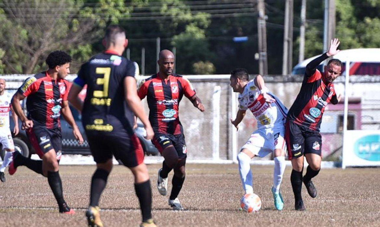 rondoniense:-real-ariquemes-e-porto-velho-empatam-em-1o-jogo-da-final
