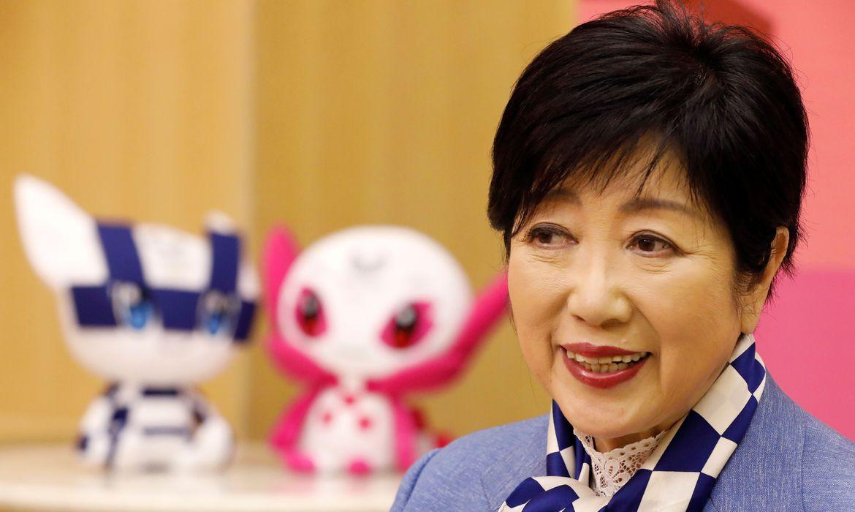 governadora-de-toquio-promete-sistema-de-saude-pronto-para-olimpiada