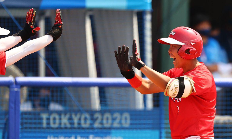 japao-abre-olimpiada-com-vitoria-sobre-australia-no-softbol