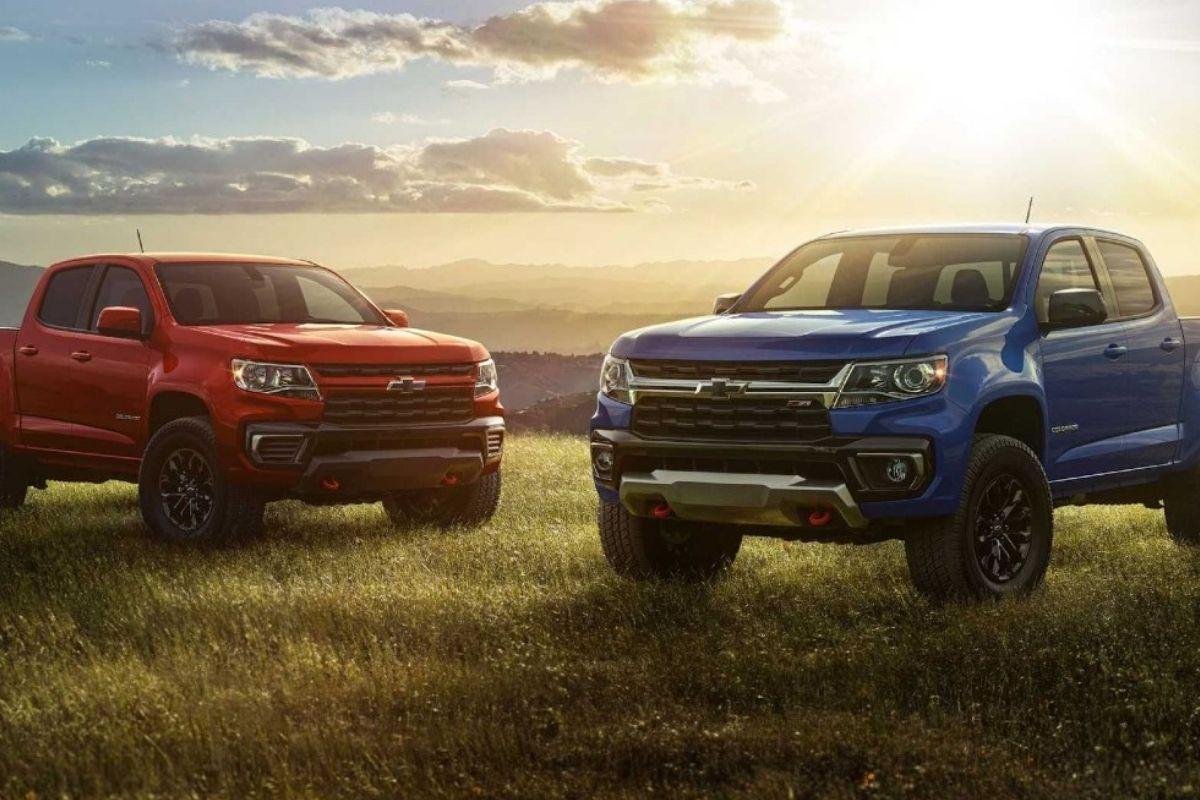 A Chevrolet apresentou o novo Colorado Trail Boss
