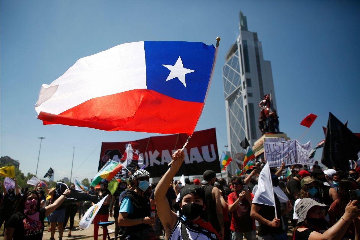 A Convenção Constituinte no Chile, um símbolo para o mundo