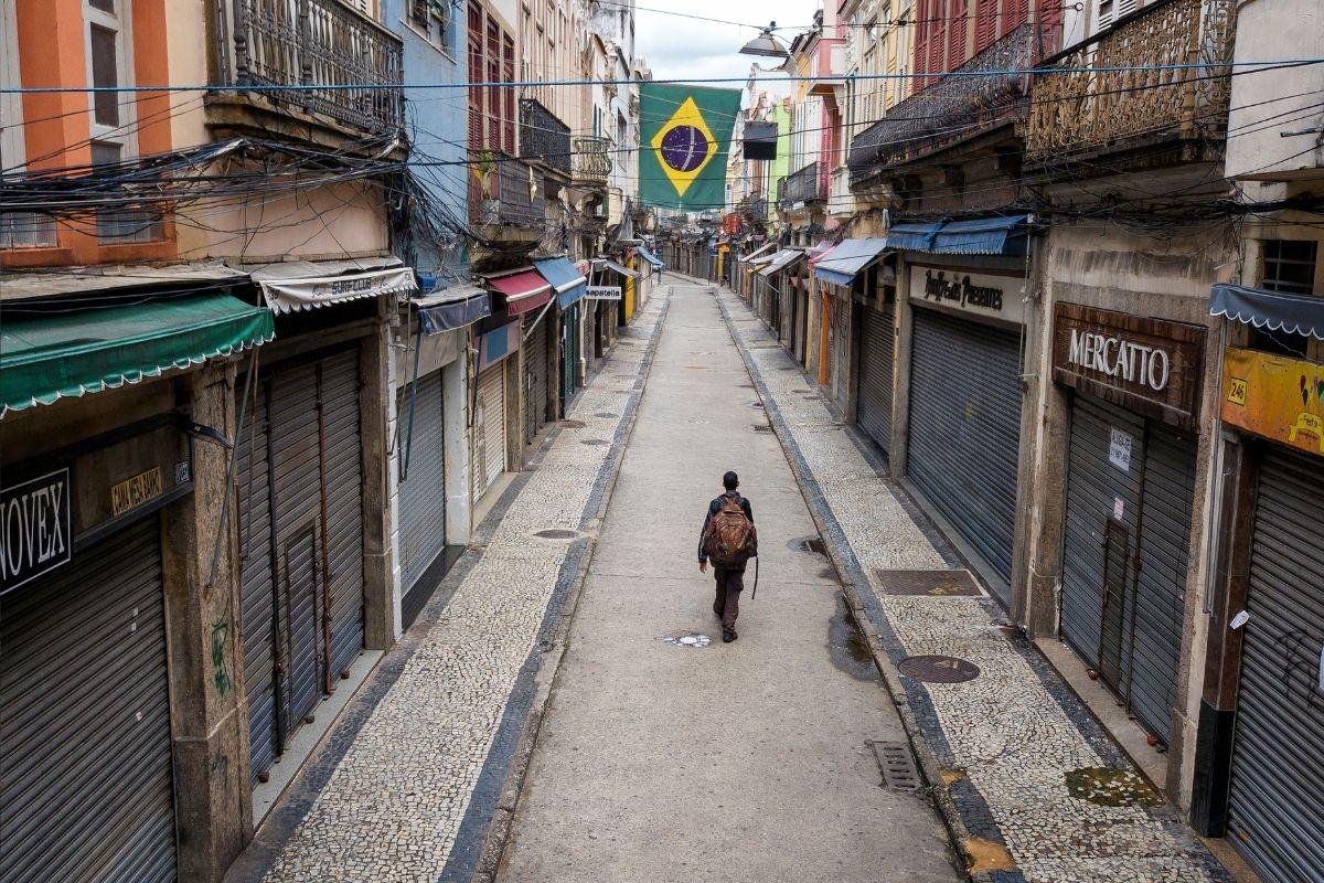 A esquecida América Latina