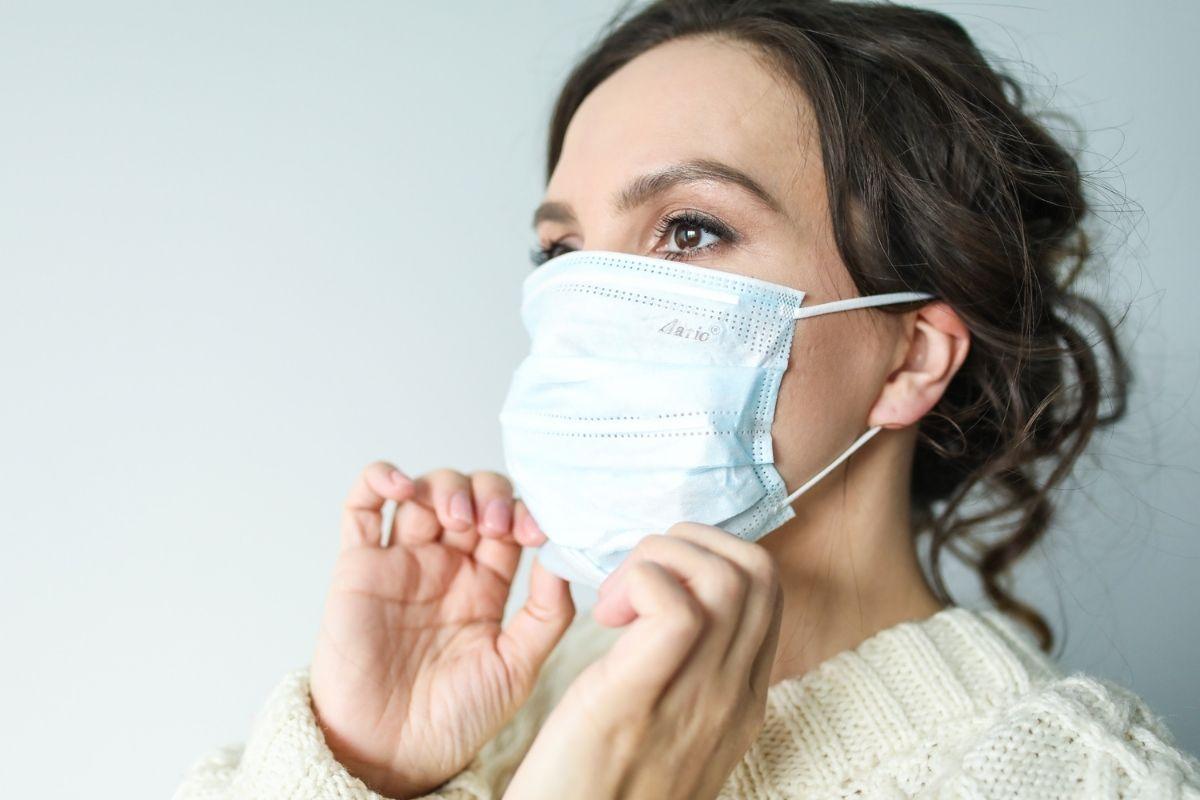 A importância da higiene em máscaras
