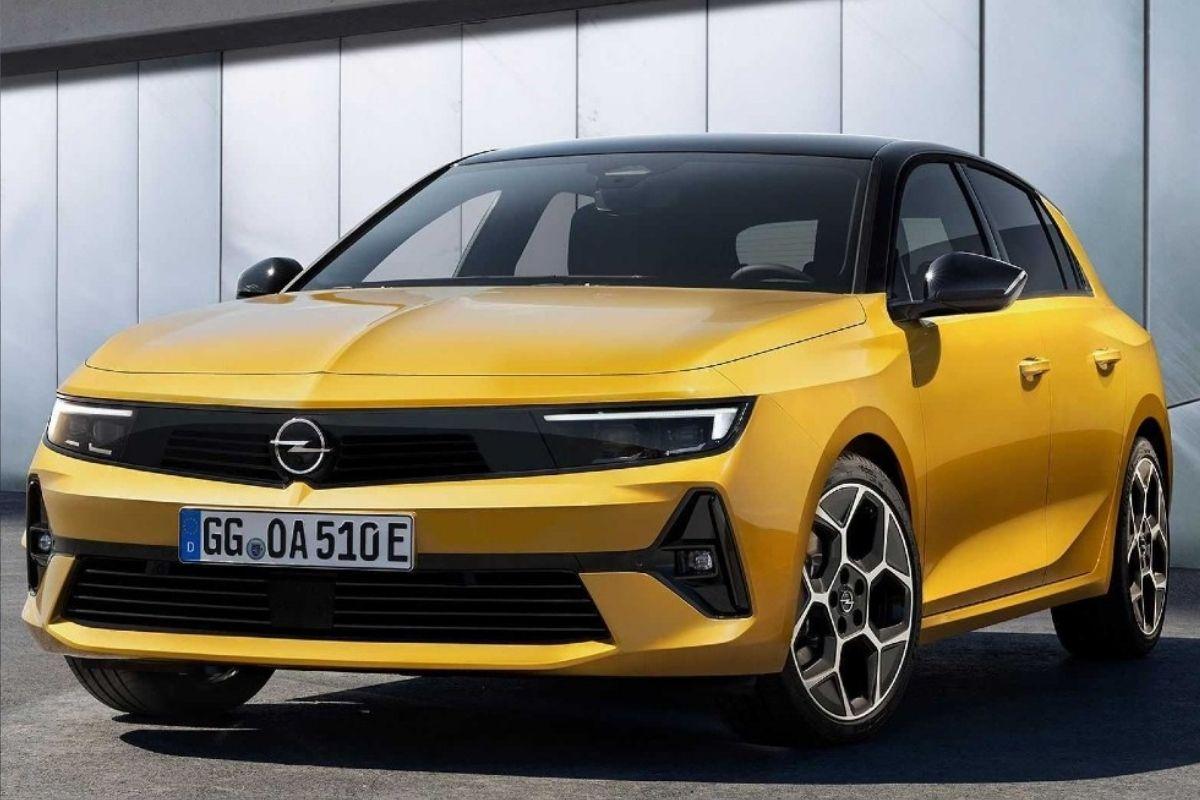 A Opel apresentou o novo Astra, primo do Peugeot 308
