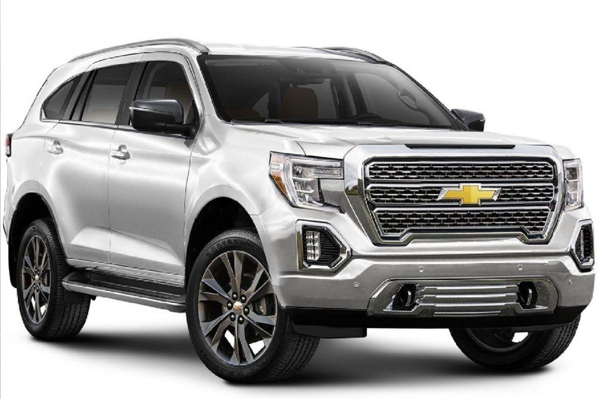 As novas gerações de Chevrolet S10 e Trailblazer