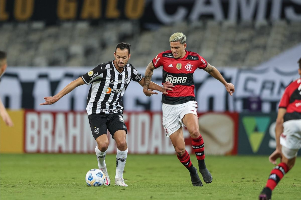 Brasileirão Atlético-MG recebe o Flamengo em casa nesta quarta às 19h