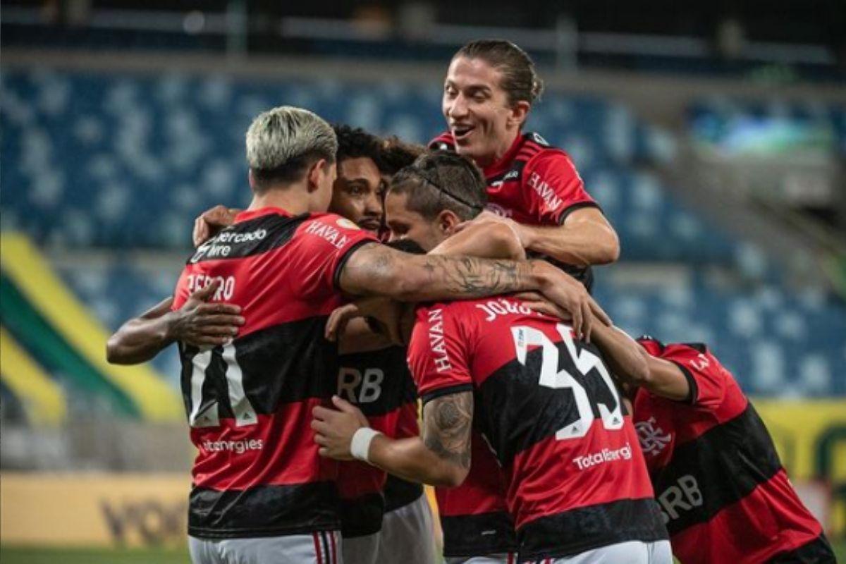 Brasileirão Cuiabá e Flamengo se enfrentam na Arena Pantanal