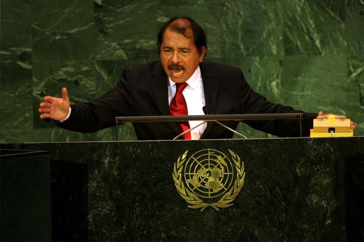 Caça à oposição na Nicarágua