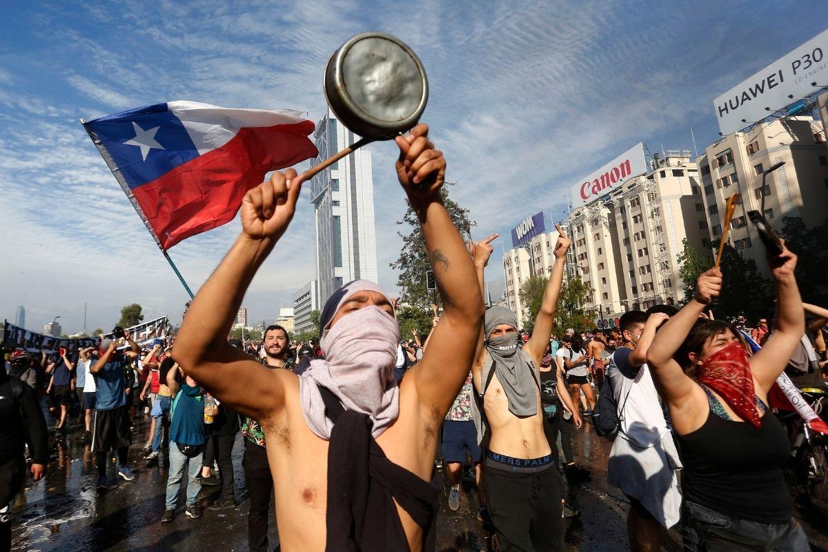 Chile, a juventude e a nova democracia