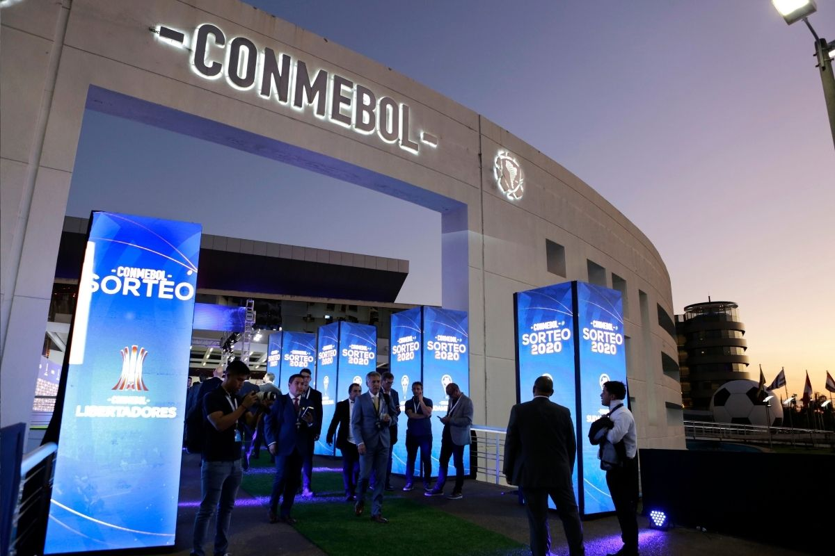 Conmebol quer abertura ao público no Maracanã na final da Copa América