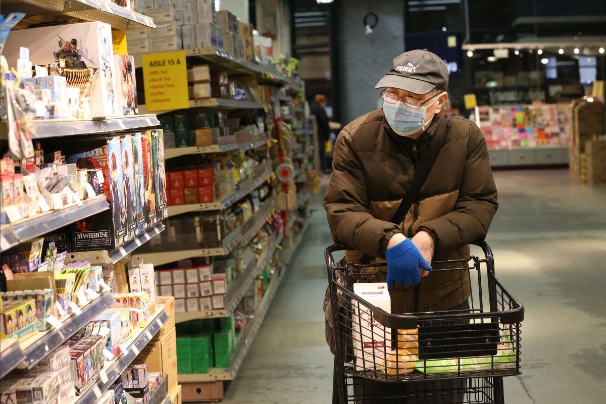 Em 12 meses, IPC tem inflação menor para pessoas com mais de 60 anos