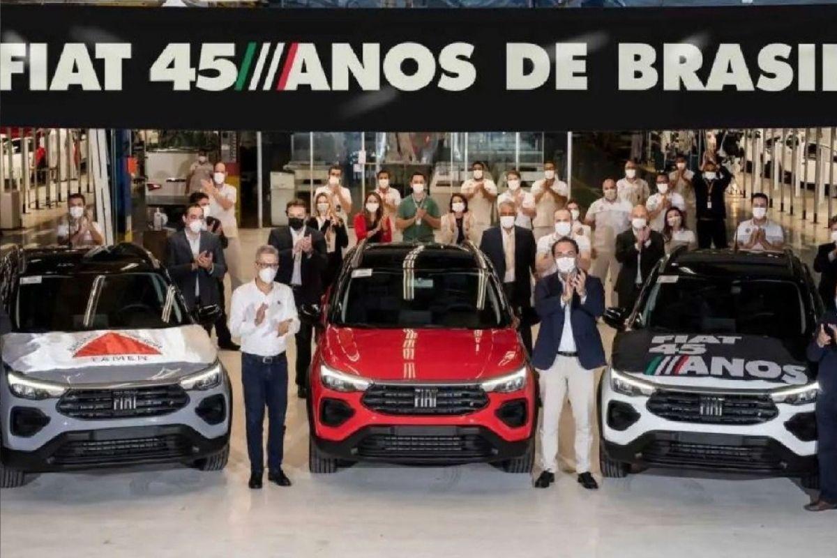 Fiat inicia produção do SUV Pulse no Brasil
