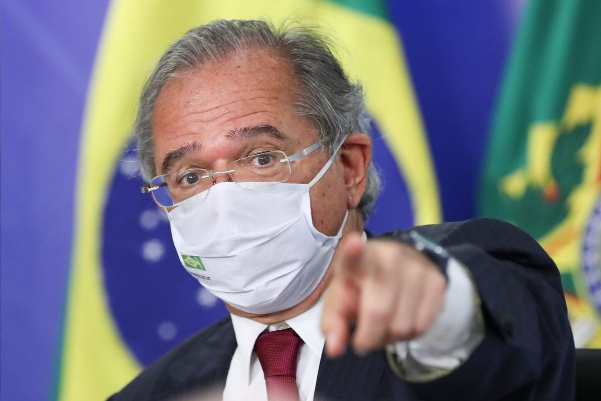 Guedes diz que governo pode reduzir ainda mais alíquota de IRPJ