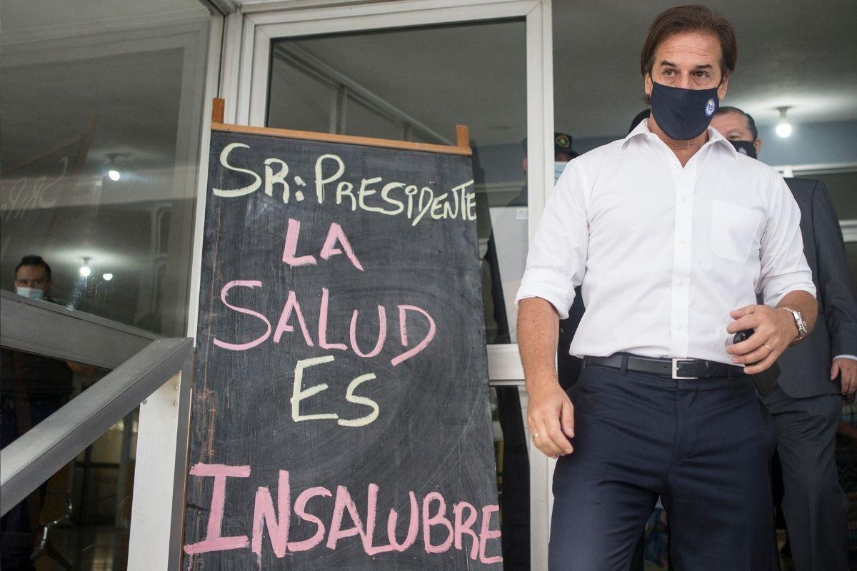 Lacalle Pou insiste em negociar fora do Mercosul