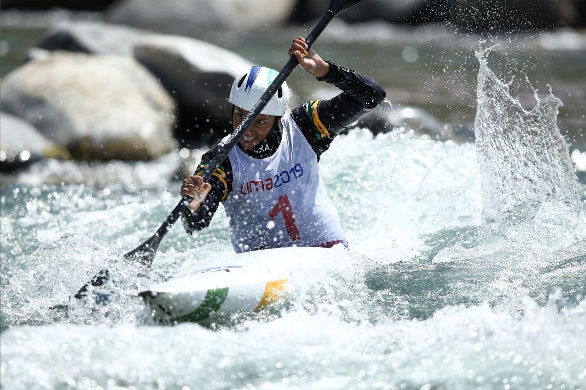 Quatro brasileiros participam do Mundial de Canoagem Slalom Sub-23