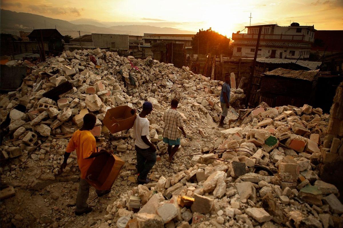 O drama sem fim do Haiti