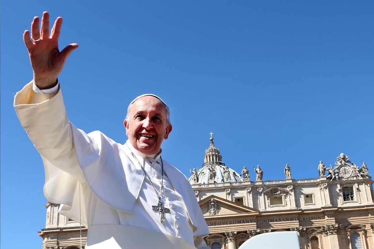 O Papa Francisco e a propriedade privada