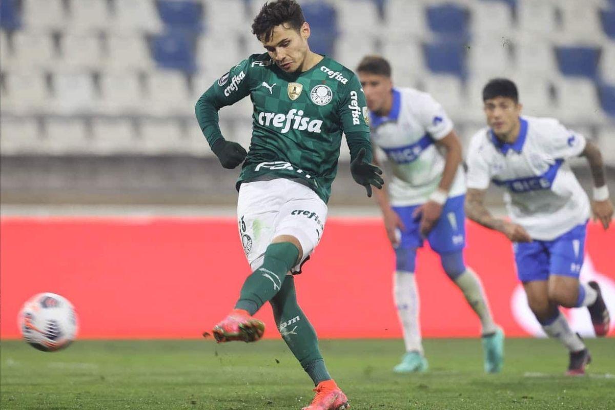 Palmeiras e Flamengo vencem fora de casa na Libertadores