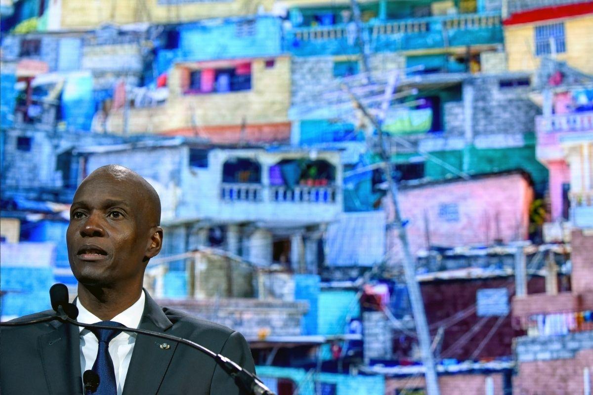 Presidente haitiano havia denunciado um complô para assassiná-lo