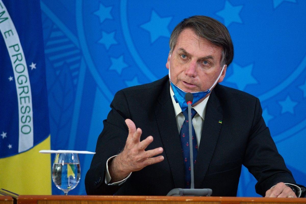 Presidente Jair Bolsonaro retoma rotina em Brasília