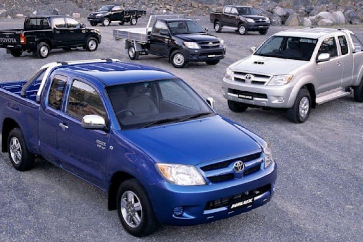 Quando será apresentado o novo Toyota Hilux